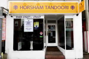 Horsham Tandoori Exterior